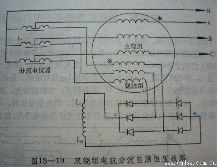 发电机转子和定子的工作原理_定子和转子工作原理